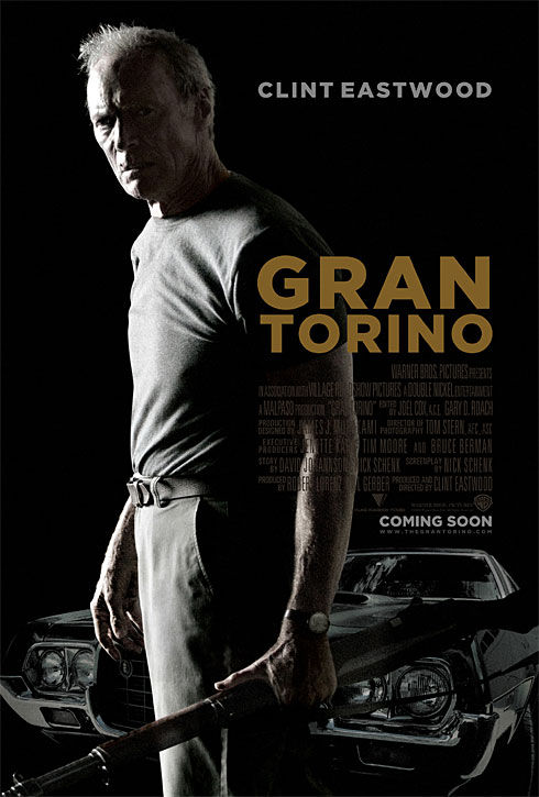 Gran Torino (2008) Movie Poster